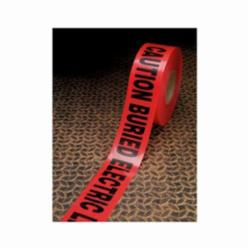 3M 303 3INX300FT RED CAUTION TAPE