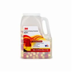Red/Yellow Spring Connector (500/Jug)
