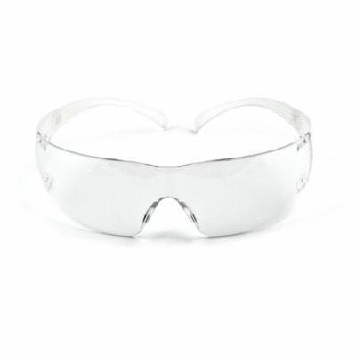 3M SF201AF SecureFit Protective Eyewear, Clear AF lens