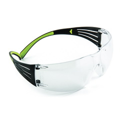 3M SF401AF SECUREFIT SAFETY GLASSES CLEAR ANTIFOG 1 CASE=20EA