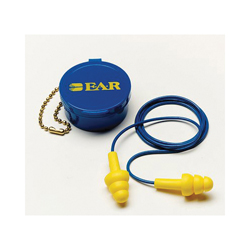3M 340-4002 ULTRA FIT CORDED EARPLUGS IN CARRYING CASE