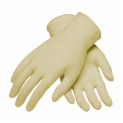 PIP® Ambi-dex® 62-322 Industrial Grade Disposable Gloves, L, Natural, Ambidextrous, Natural Latex Rubber