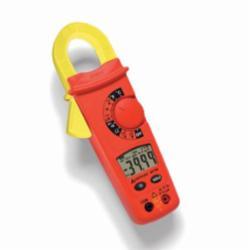 FLUKE AC75B 600A AC CLAMP DMM W/TEMPERATURE,CAP,LOW DC AMP