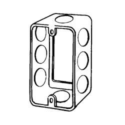APP 184E 4-1/8X1-9/16 BOX