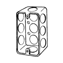 APP 4CSL-1/2 4X1-1/4D HANDYBOX