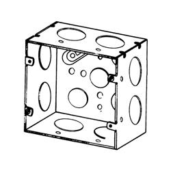 APP 4SJD-1 4-11/16 DEEP 11B ELECTRICAL BOX W/ 1