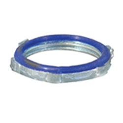 Appleton® BLSG-300 BLSG Liquidtight Sealing Locknut With PVC Gasket, 3 in, For Use With IMC/Rigid Conduit, Steel