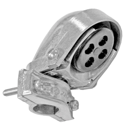 NER ECO-107 3-IN CLAMP-ON ENT CAP