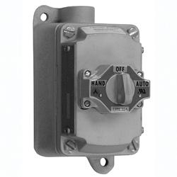 Appleton® EFDB11012 2POS-2CKT SELECTOR SW