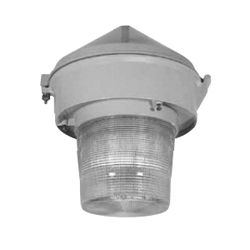 Appleton® Mercmaster™ MLDF842J5NBU Pendant Fixture With Refractor, PL-T Compact Fluorescent Lamp, Epoxy Coated Housing