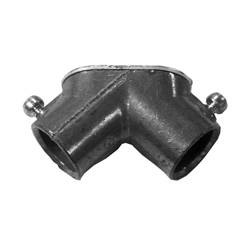 Appozgcomm NEER THL-750G Corner Met Pulling Elbow With Neoprene Gasket, 3/4 in Trade, 90 deg, Die Cast Zinc