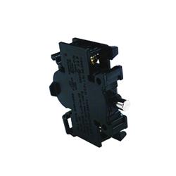 Appleton® UniCode™ UCB5R Pushbutton Contact Block, 1NO