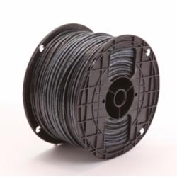 THHN 10 STR BLACK 500FT SPOOL