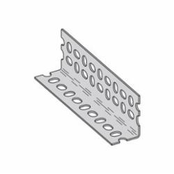 SLOTTED ANGLE, 14 GA., 1 5/8-IN. X 2 3/8-IN., 144-IN. (12 FT), ZINC