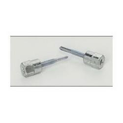 B-LINE ARS-37-100HN STEEL RAPID ROD HANGER 3/8 X 1 W/HEX NUT
