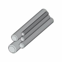 B-LINE ATR-3/8X36SS4 ALL THREADED ROD, 3/8-IN.-16 THREAD, 36-IN. LENGTH, STAINLESS STEEL 304