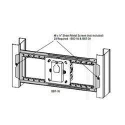 B-LINE BB7-16 OPEN BOX MOUNTING BRACKET, 16