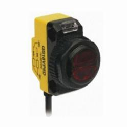 The QS18 Standard Sensor requires little to no adjustments. The sensor is available in multiple sensing modes and has a wide variety of connection options.
