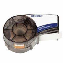 BRADY M21-750-423 0.750 IN X 21 FT (19.05 MM X 6.40 M) BMP21 ID PAL LABEL CARTRIDGES POLYESTER WHITE