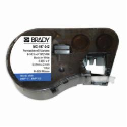 Brady MSERIES B342 WHT 0.335