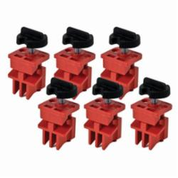BRADY 66320 MULTI-POLE LOCKOUT 6PK