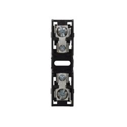 BUSS BMM603-1SQ MIDGET FUSE BLOCK W/ SCREW & QC - 1 POLE