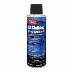 CRC 14036 FLAME RESISTANT CLOTHING INSECT REPELLENT Insecticide 8 oz Aerosol
