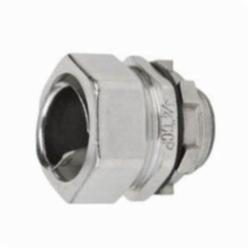 Calbrite™ S60500FCS0 Rigid Stainless Steel 316 Flex Connector Straight 1/2 Trade Size