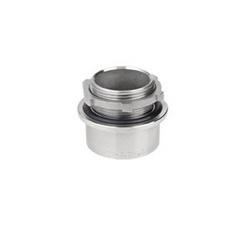 Calbrite™ S60700LT00 Rigid Stainless Steel 316 Line Terminator Hub 3/4 Trade Size