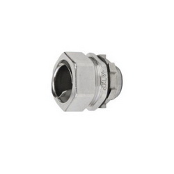CALPIPE S62000FCS0 2 INCH STRAIGHT STAINLESS SEALTITE FITTING