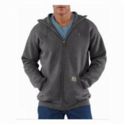 CAR K122CHH-2XL HOODED ZIP-FRONT SWEATSHIRT
