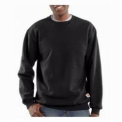 CAR K124BLK-L CREW NECK SWEATSHIRT BLACK