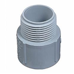 Carlon® E943E Terminal Adapter, 3/4 in, Male, PVC