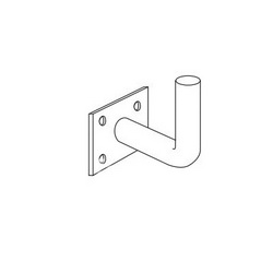 LUM RAB-BZ Right Angle Bracket Wall Mount 8