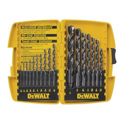 DEWALT DW1167 17PC BLK OX DRILL BIT SET