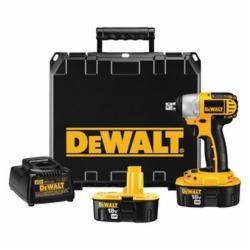 DeWalt Impact Wrench Kit,DeWALT,Cordless,18 V,0 - 2400 RPM (No Load),XRP BAT,1740 IN-LB