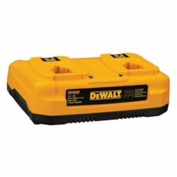 DEWALT DC9320 Heavy Duty 7.2V-18V NiCd/NiMH/Li-Ion Dual Port 1 Hour Charger