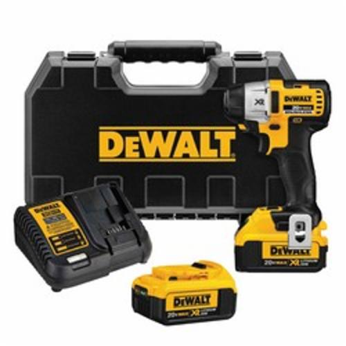 DEWALT DCF895M2 20V XR 3-SPEED BRUSHLESS IMPACT DRIVER