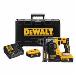 DEWALT DCH273P2 20v MAX BRUSHLESS SDS Rotary Hammer w/5AH Battery