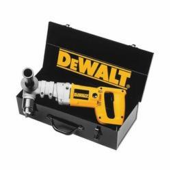 Drill Kit,DeWALT,RT ANGL,7 AMP,400 ,600 ,900 RPM,1/2 IN Chuck SZ