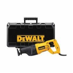 DEWALT DW310K Reciprocating Saw Kit 12 amp w/ Keyless Blade Clamp