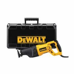 DEWALT DW311K VS Reciprocating Saw Kit 13 amp w/ Orbital Action, VS Dial and Keyless Blade Clamp
