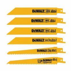 DeWalt Reciprocating Saw Blade,DeWALT,No. Of Piece: 6,Bi-Metal