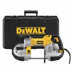 DEWALT DWM120K HD DEEPCUT VARI- SPEED BANDSAW KIT-DEWALT Speed Deep Cut Portable Band Saw Kit