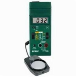 Extech® 401025 Light Meter, 0 to 200, 0 to 2000/0 to 5000 Fc or 0 to 2000, 0 to 20000, 0 to 50000 lux, +/-5% FS