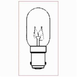 FED-SIG K8107194A 15W INCAND LAMP