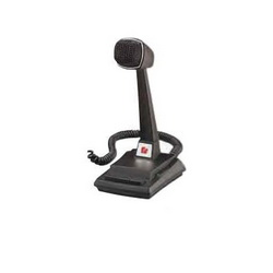 FED-SIG MSB-1 DESK TOP MICROPHONE