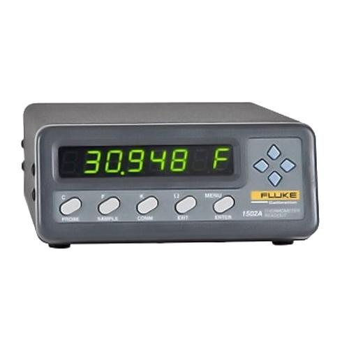 FLUKE 1502A-156 THERMOMETER, TWEENER, 110V 50/60HZ 1648927