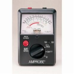 Amprobe® AMB-2 Insulation Resistance Tester, 0 - 600 VAC/VDC Earth