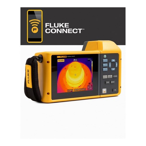 FLUKE FLK-TIX520 60HZ THERMAL IMAGER; 320X240; 60 HZ 4596717